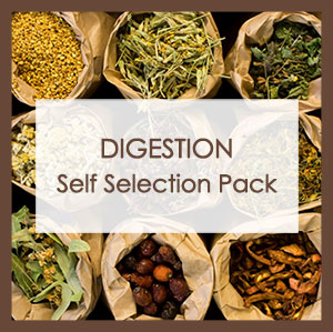 Digestion Herb Self selection Pack