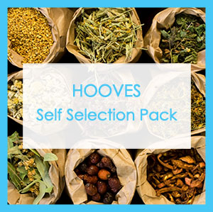 HOOVES SELF SELECTION PACK