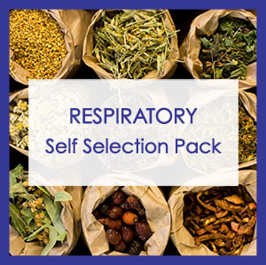 RESPIRATORY SELF SELECTION PACK