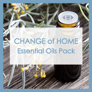 Change of Home Essential Oil Pack label
