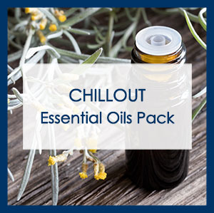 CHILLOUT ESSENTIAL OILS PACK