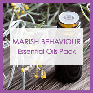 Mareish behaviour essential oils pack