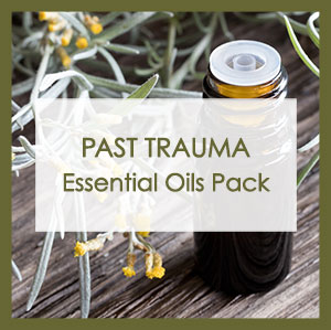 Past trauma/abuse essential oils pack