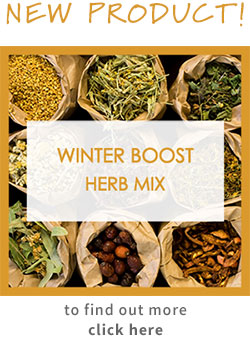 New Product Winter Herb Mix