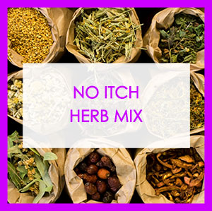No Itch Herb Mix