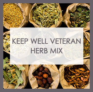 Veteran herb mix